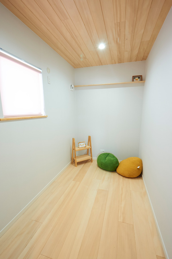 多目的ルーム - もみの木ハウス - 施工事例